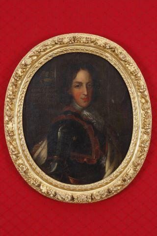 Portrait de Camille Basset de Chateaubourg