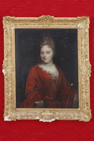 Portrait de Louise de Raymond