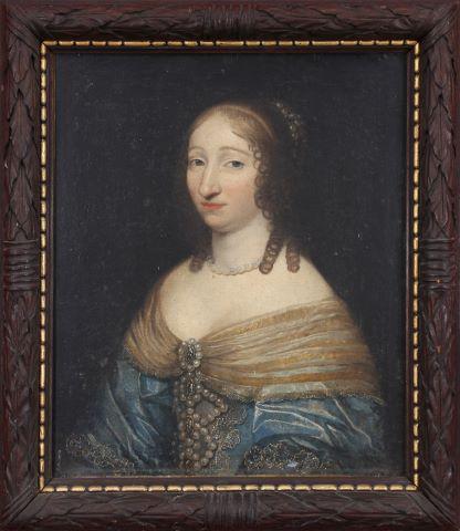 Portrait de Madame de Saint-Victour