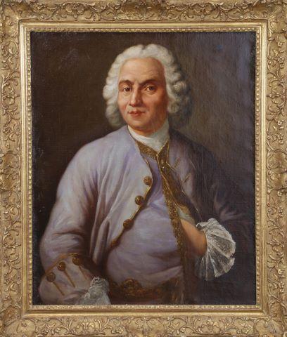 Portrait présumé du Duc de Chaumont