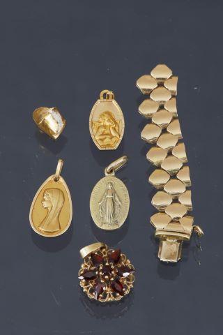 Ensemble en or [6 pièces]