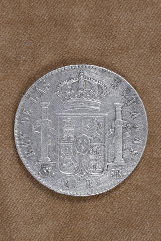 20 reales de Vellon