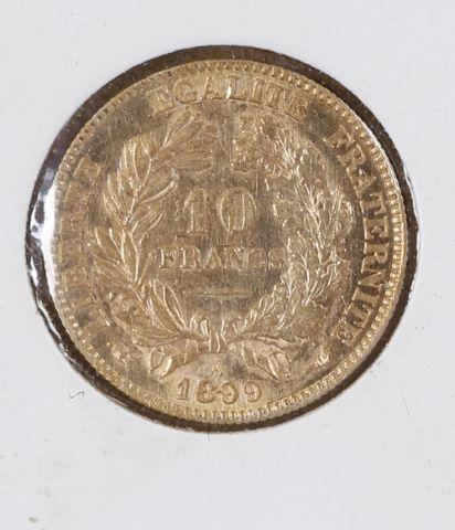 1 pièce 10 francs