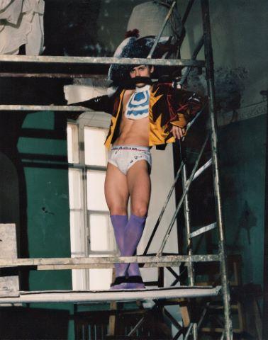 Photographies de mode pour une campagne publicitaire John Galliano [6 clichés]
