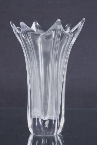 Grand vase de forme libre
