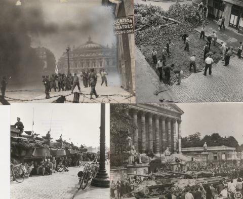 Libération de Paris [20 photographies]