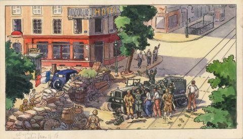 Histoire XXe siècle 1944 Libération