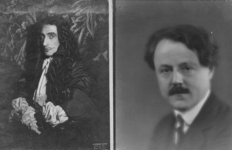 Environ 100 photos de personnalités de la première moitié du XXe siècle