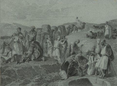 Joseph vendu aux Ismaélites