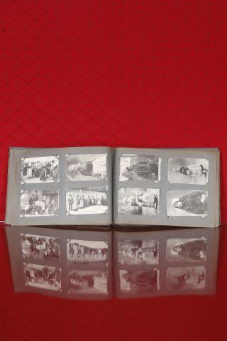 Album de cartes postales anciennes