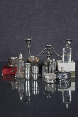 Argent et métal argenté