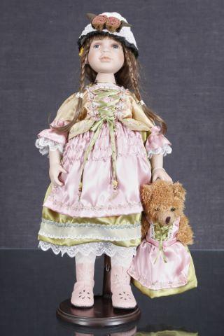 Grande poupée, modèle Evelina
