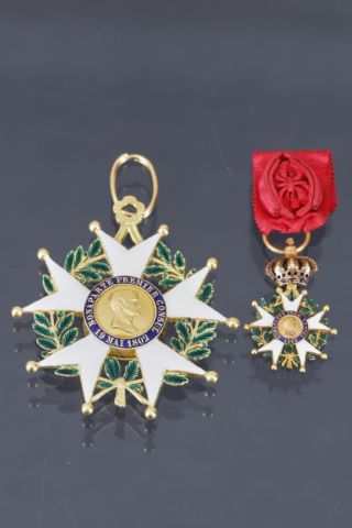 France, ordre de la légion d'honneur, fondé en 1802 - Seconde République