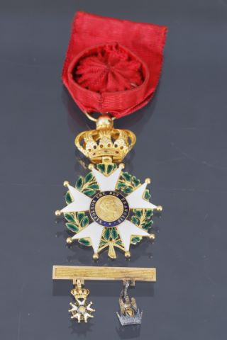 France, ordre de la légion d'honneur, fondé en 1802 - Seconde république, Présidence