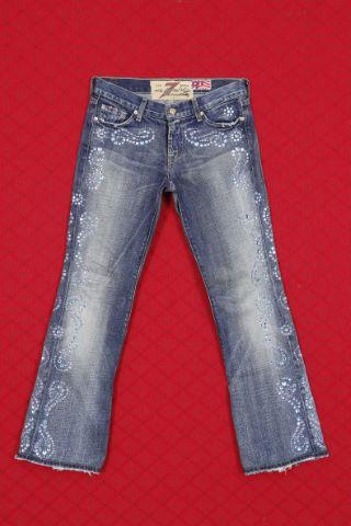 3 paires de jeans