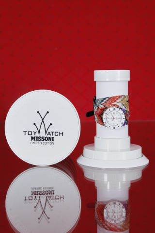 Montre manchette Toy Watch
