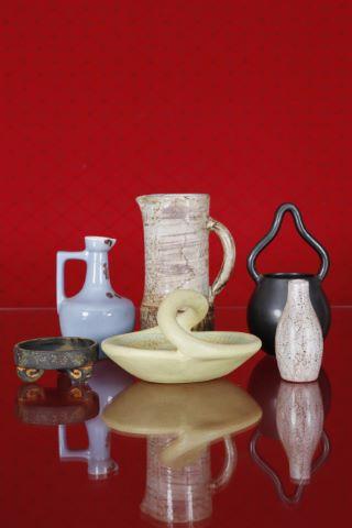 Ensemble de vases et vide-poches