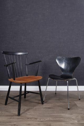 1 fauteuil + 1 chaise série 7
