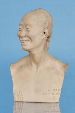 Buste de Chih-Fan