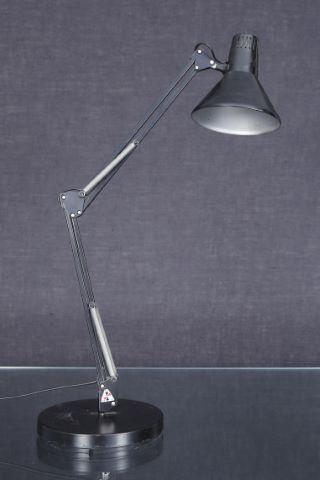 Lampe d'architecte à 2 bras articulés