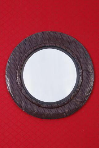 Grand miroir circulaire