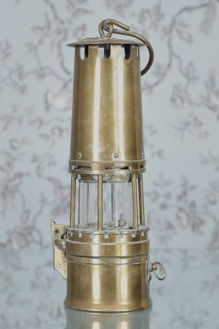 Lampe de mineur, type Ban