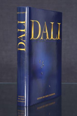 Monographie sur Dali, l'œuvre et l'homme