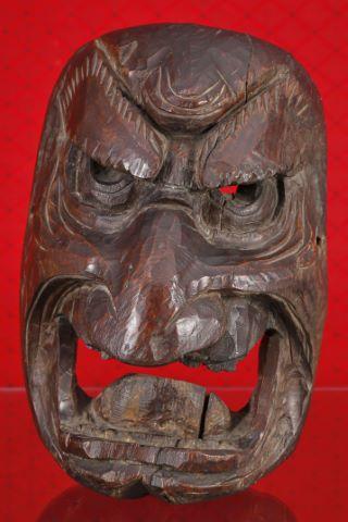 Important masque Tengu