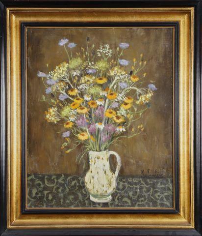 Le Bouquet jaune