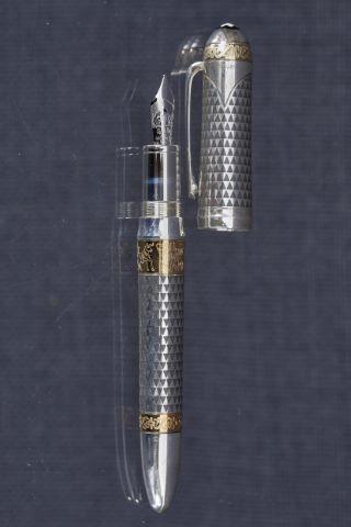Max Von Oppenheim, stylo plume série limitée Mécènes
