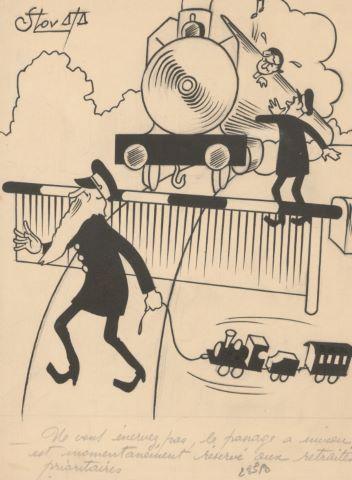 10 caricatures