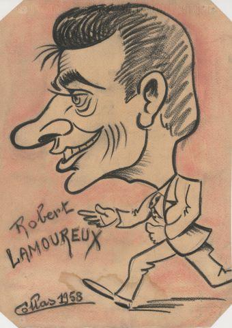 Plus de 30 dessins caricaturaux