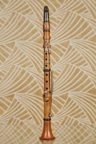 Clarinette en Do