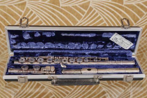 Flûte traversière en Sib