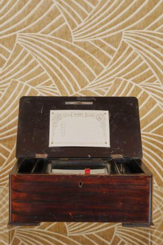 Boîte à musique cartel