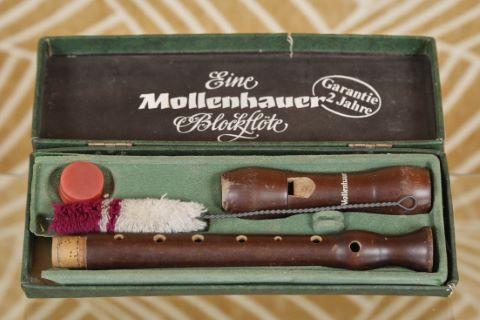 Flûte douce à doigté Allemand, modèle 1003 studient