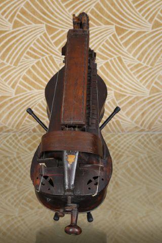 Vielle à roue
