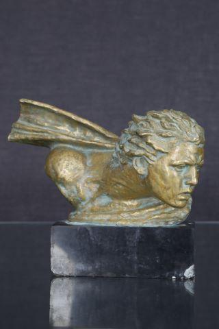 Buste de Jean Mermoz