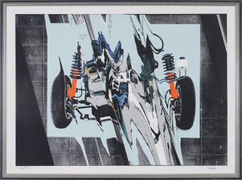 Déformation de Formule 1