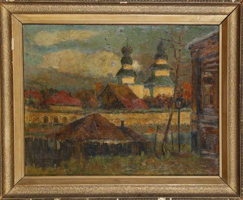 Le Monastère Danilov