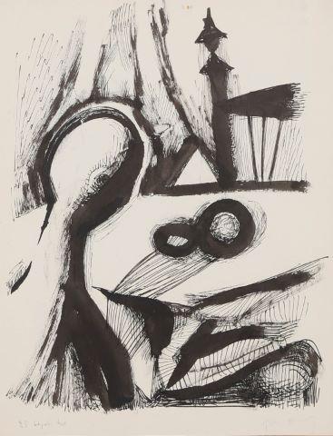 Mario Prassinos (1916-1985)