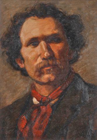 Attribué à Karl Stauffer-Bern (1857-1891)