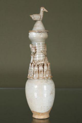 1 urne funéraire chinoise + 1 garniture
