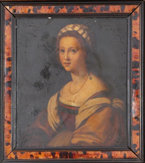 Portrait de Lucrézia di Baccio del Fede