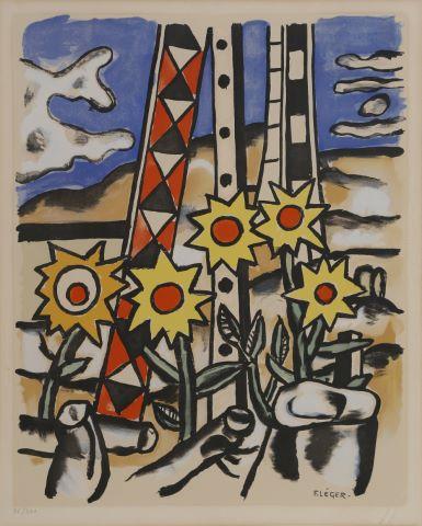 D'après Fernand Léger (1881-1955)