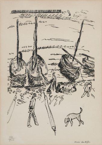 D'après Henri Matisse (1869-1954)
