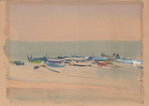 Sergius Pauser (1896-1970)