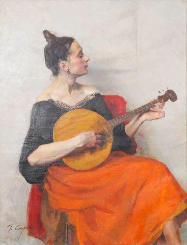 Galina Alexandrovna Smirnova (née en 1927-29)