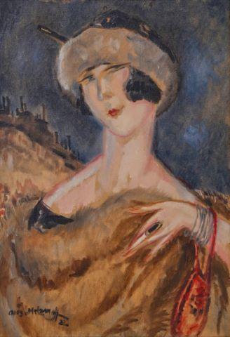 Aris Metzanoff (XXe siècle)