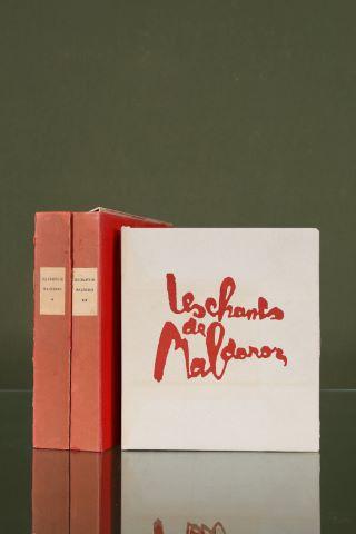 [GEETERE (Frans de)] - LAUTREAMONT (Comte de).